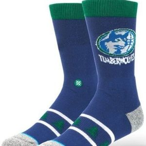 STANCE NBA Minnesota Timberwolves Blue Classic M